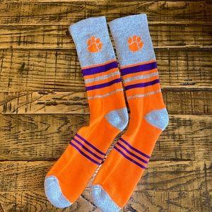Clemson Tube socks